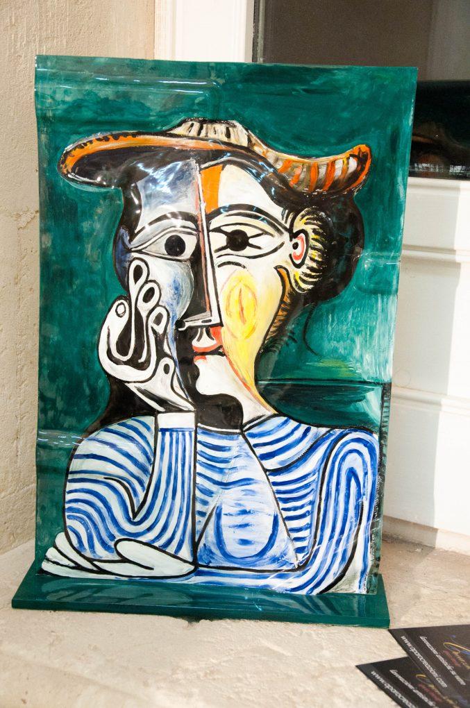 mostra di pittura e scultura
